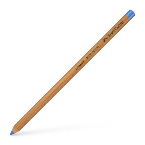 446607, Faber-Castell Pitt Pastel Pencil, Light Ultramarine Blue