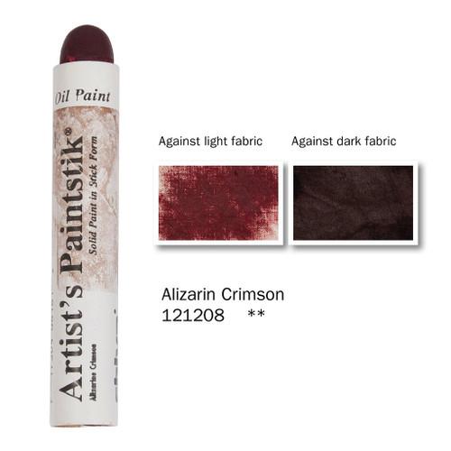 370923, Shiva Paintstik, Alizarin Crimson