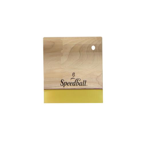 """624480, Speedball Urethane Squeegee, 6"""""""