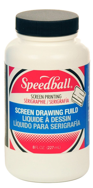 624531, Speedball Screen Drawing Fluid, 8 oz.