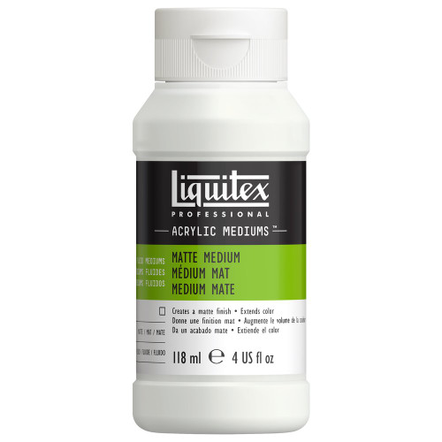 373115, Liquitex Matte Medium, 4 oz