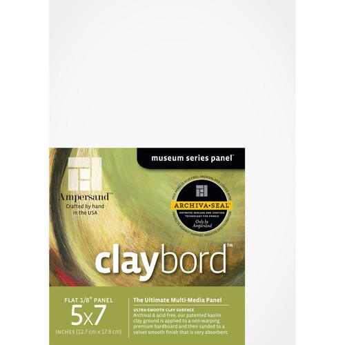 """347000, Claybord, 5""""x7"""", 3 pack"""