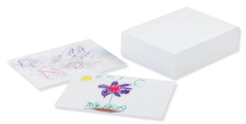 """314345, Ecology Recycled Drawing Paper, 9"""" x 12"""", 500 Sheets"""