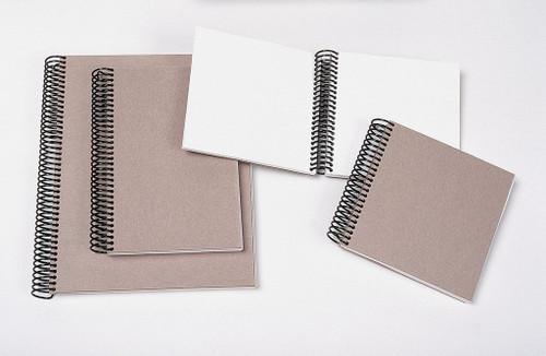 "341007, Eco Sketch Journal, 60lb, 5.5"" x 8.5"", 100 Sheets"