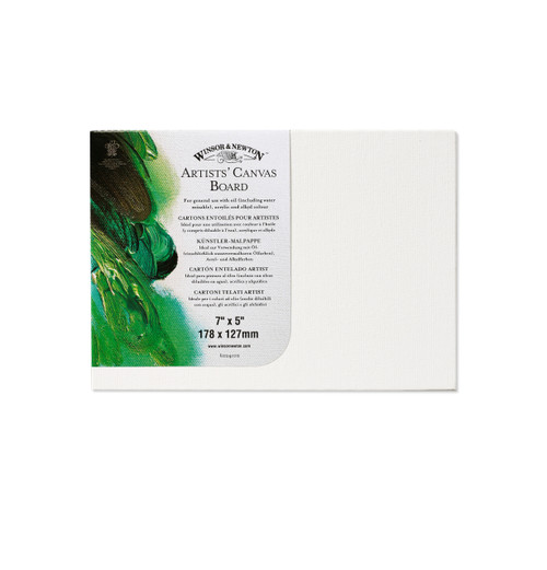 "367102, Winsor & Newton Artists' Board, 5""x7"""