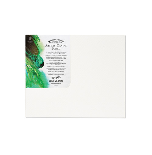 "367105, Winsor & Newton Artists' Board, 9""x12"""
