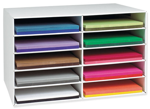 """750151, Classroom Keeper, Construction Paper Storage, 12""""x18"""""""