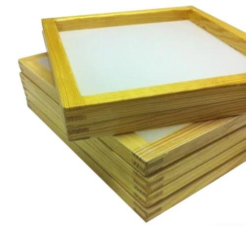 """629775, 110 Silk Screen Wooden Frame, 20""""x24"""""""
