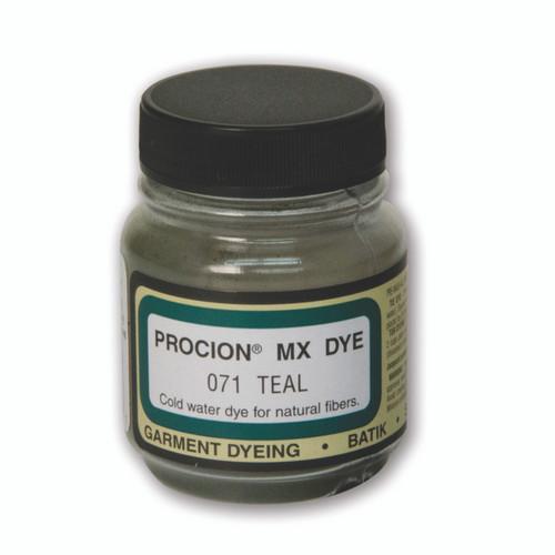 514017, Jacquard, Procion MX Dye, Teal, 2/3 oz