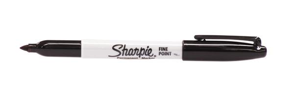 437926, Sharpie, Fine, Black
