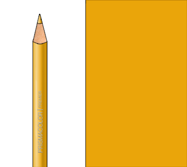 446028, Prismacolor Colored Pencils, PC1003, Spanish Orange