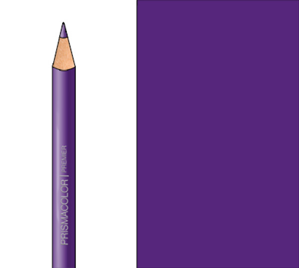 446034, Prismacolor Colored Pencils, PC1009, Dahlia Purple