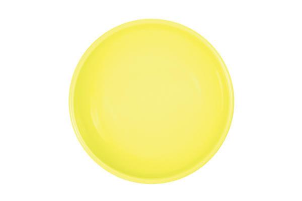 611950, Amaco High Fire Glaze, Cone 5, HF-161, Bright Yellow, Pint