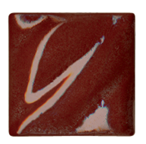 612209, Amaco Liquid Underglaze, LUG-31, Mahogany Brown, Pint