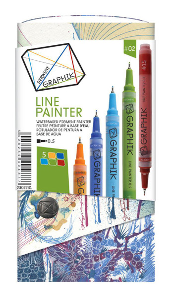 432126, Graphik Painter Set #2