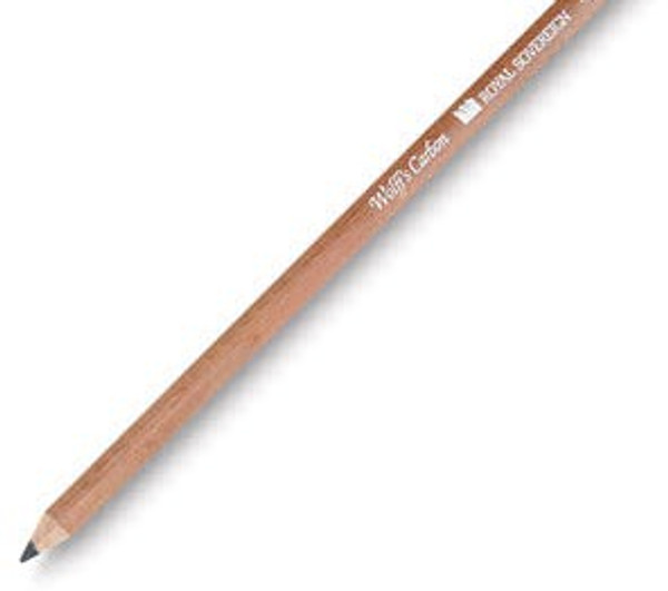 447477, Wolff's Carbon Pencil - 4B hardness