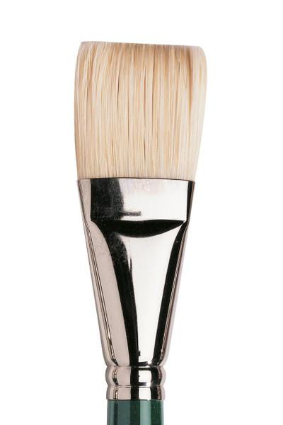 402134, Winton Hog Brushes: Short Flat/Bright, 5973 716  Size 16