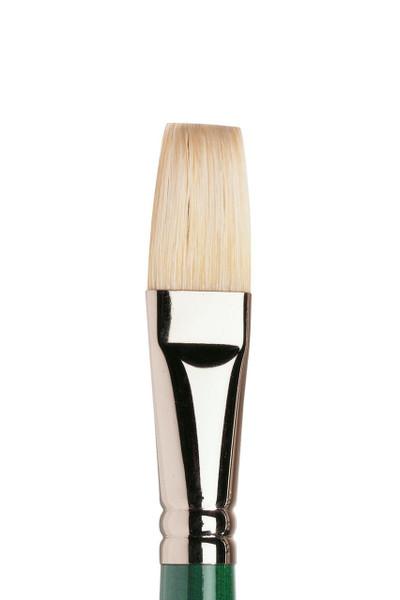 402144, Winton Hog Brushes; Long Flat, 5974 712  Size 12
