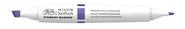 447873, WN PIGMENT MARKER - WINSOR VIOLET DIOXAZINE