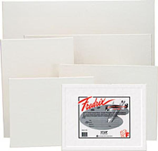 "365003, Fredrix Canvas Panel, 9""x12"""