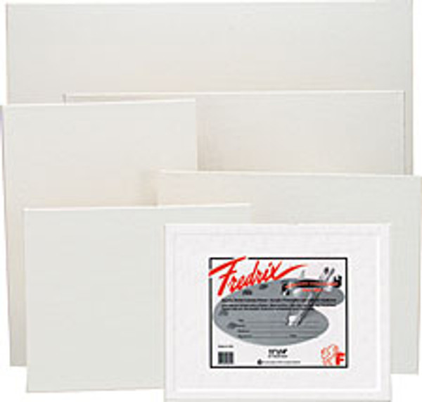 "365004, Fredrix Canvas Panel, 11""x14"""