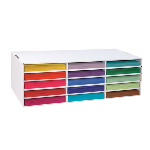 """750150, Classroom Keeper, Construction Paper Storage, 9""""x12"""""""