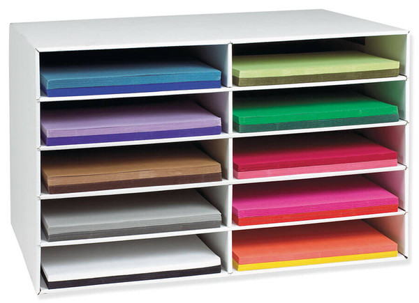 "750151, Classroom Keeper, Construction Paper Storage, 12""x18"""