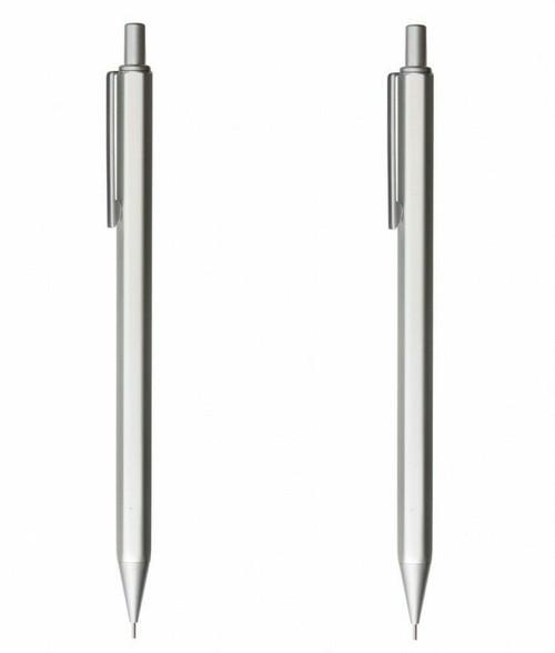 MUJI Hexagonal Polycarbonate Mechanical Pencil 0.5mm