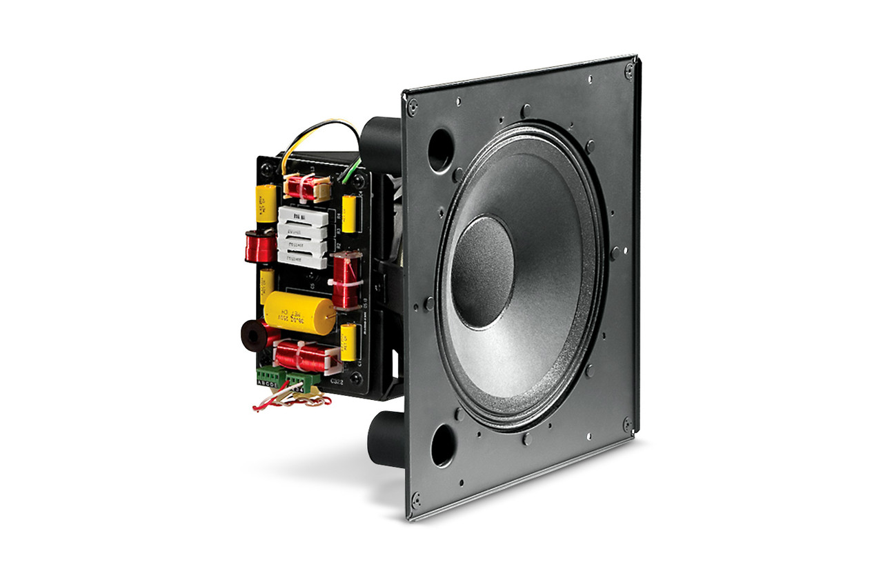 """JBL High Power 12"""" Coax Ceiling Loudpeaker with Medium Format Compression  Driver, CONTROL 322C"""