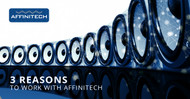 3 Reasons to Work with Affinitech