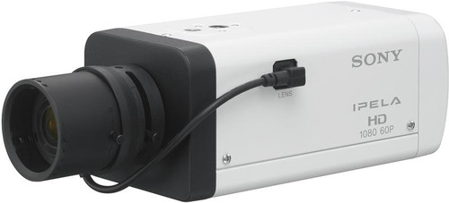 Sony 1080p Full HD Fixed IP Camera powered by IPELA ENGINE EX, SNC-VB630