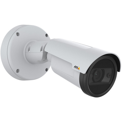Axis Communications P1448-LE 4K Outdoor Bullet Network Camera, 01055-001