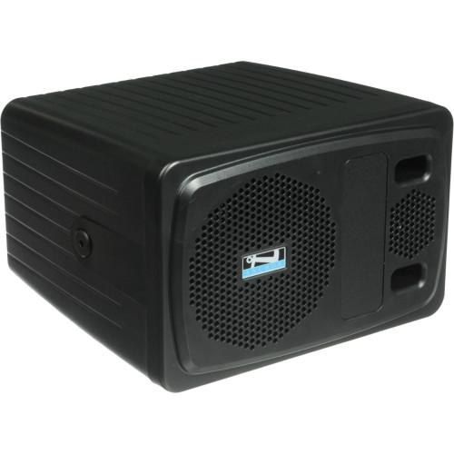 Anchor Audio 50 Watt Black Powered Speaker Monitor, AN-1000X+
