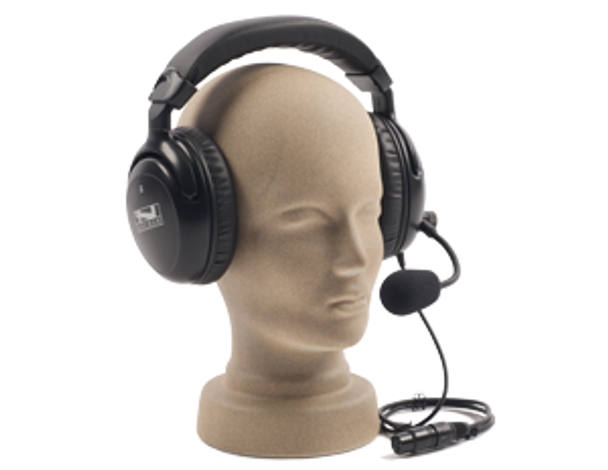 Anchor Audio Dual Muff Intercom Headset, H-2000