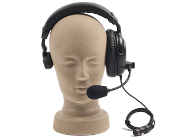 Anchor Audio Headset - Single Muff, H-2000S
