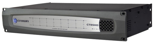Crown Amplifier Switcher, CT8SHO