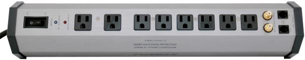 Furman 15A Advanced AC Strip 8 Outlets W/SMP and EVS- 2 Filtered Banks, 15A, 8Ft Cord, Exceeds UL1449, PST-8 DIG