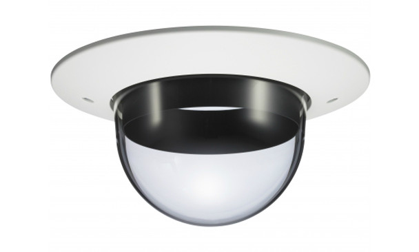 Sony Clear dome cover for SNC-RH and RS series network cameras, YT-LD124C