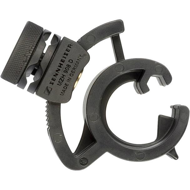 Sennheiser Quick release dual mic drum clamp for e908D and e608 (1.28 oz), MZH908D