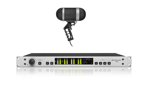 Sennheiser ESFERA 5.1 surround microphone system, complete system including (1) SPM 8000 X/Y microphone package, and (1) SPB 8000 processor., ESFERA