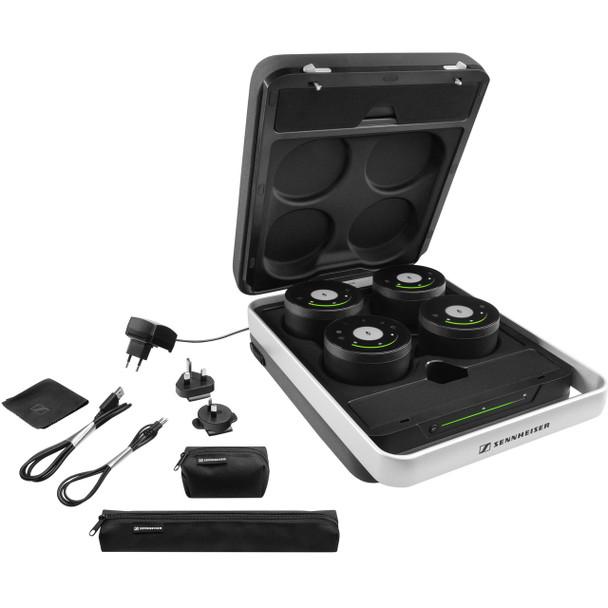 Sennheiser Wireless Conference Case SET US, TC-W Set Case US