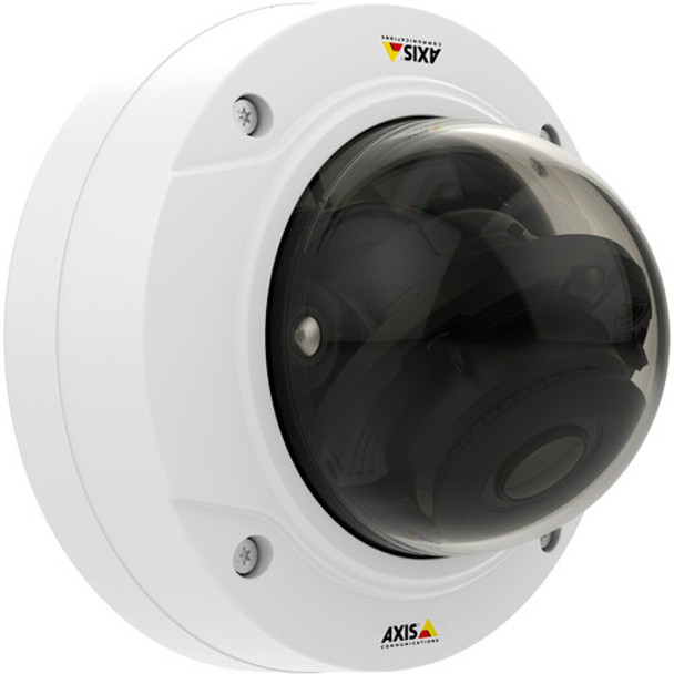 AXIS Communications P3224-LV MK II Day/Night Network Camera, 2.8-10MM, 0990-001