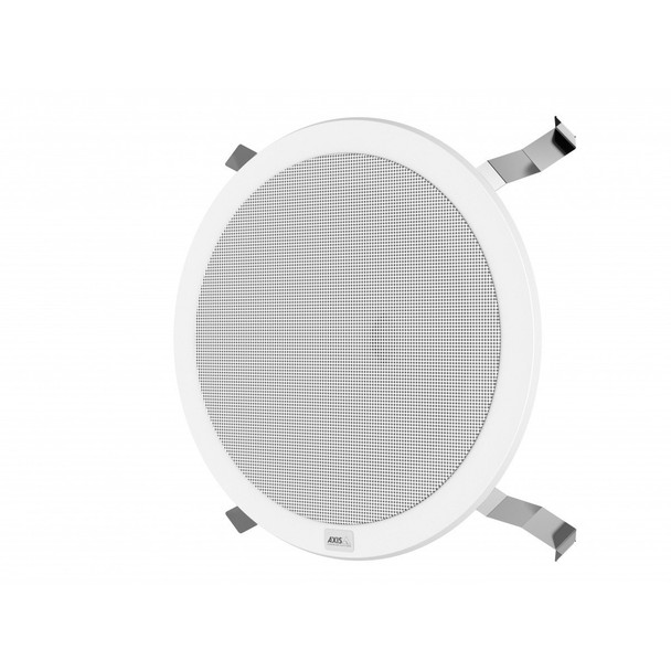 AXIS Communications C2005 White Network Ceiling Speaker, 0834-001