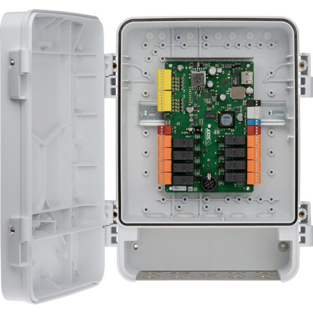 Axis Communications A9188-VE Network I/O Relay Module, 0831-001