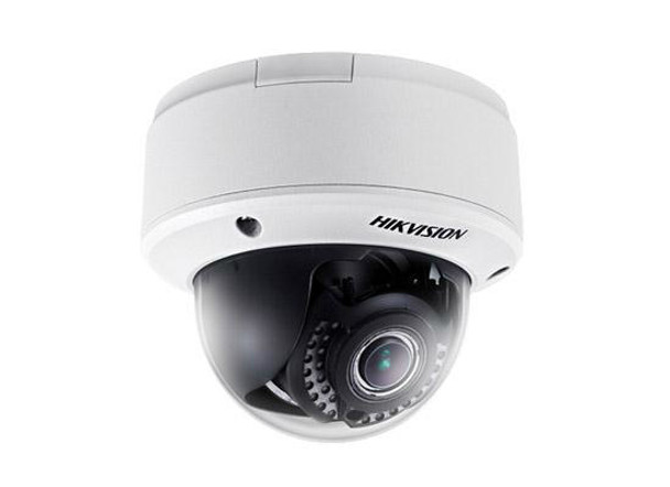 Hikvision 1.3MP/720p Infrared Indoor Dome Camera 2.8-12mm Lens, DS-2CD4112FWD-IZ