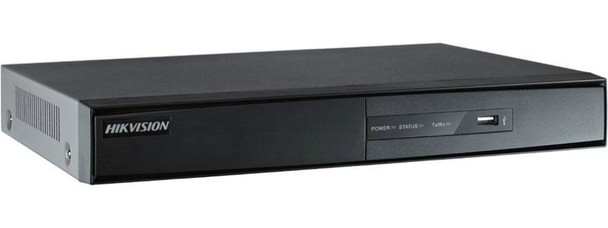 Hikvision 16 Channel TurboHD/Analog Tribrid DVR with Alarm I/O No Front Panel Control 2TB HDD, DS-7216HGHI-SH-2TB
