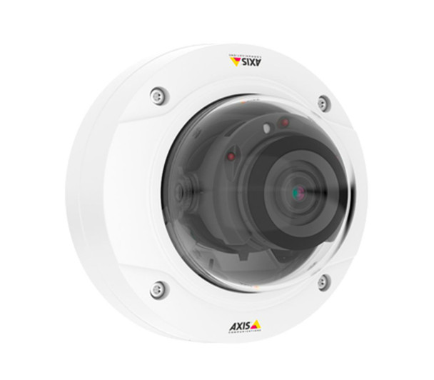 Axis Communications P3228-LV 4k Fixed Dome Camera, 0887-001