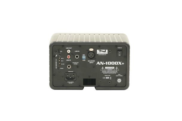 Anchor Audio AN-1000X+ with built-in dual wireless mic receiver, AN-1000XU2+