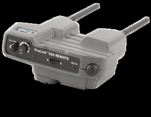 Anchor Audio ProLink remote belt pack, BP-500R (1,2,3)
