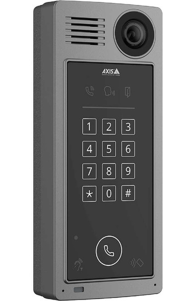 AXIS Communications A8207-VE Network Video Door Station, 01436-001